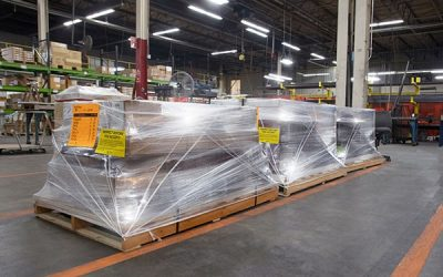 4 Ways We Are Improving Our Packaging Process of Industrial Workbenches