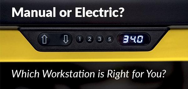Adjustable Workstations