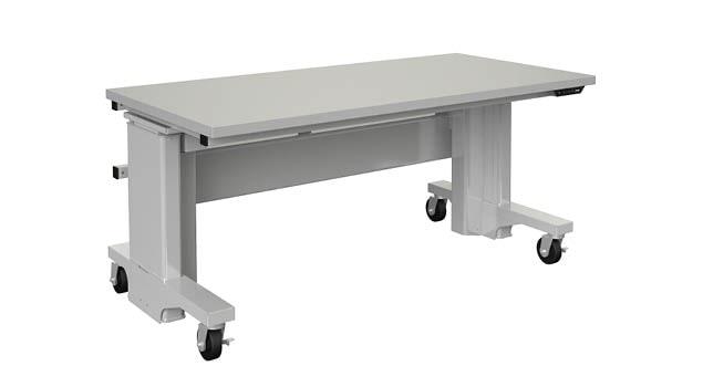 Heavy Duty adjustable workbench