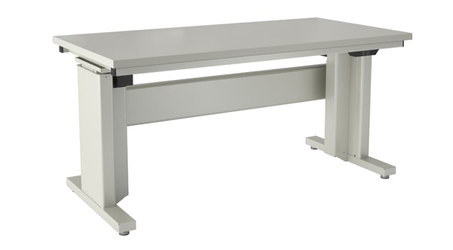 Electric Adjustable Height Workbenches Heavy Duty