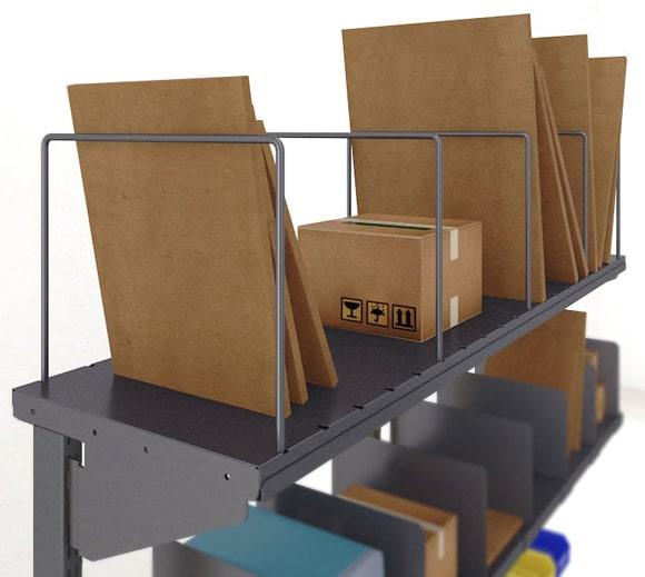 Corrugate Shelves
