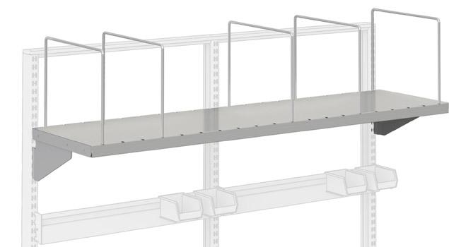 Corrugate Storage Shelf
