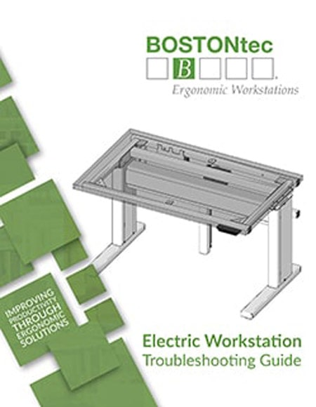 Electric Workstation Troubleshooting Guide Cover