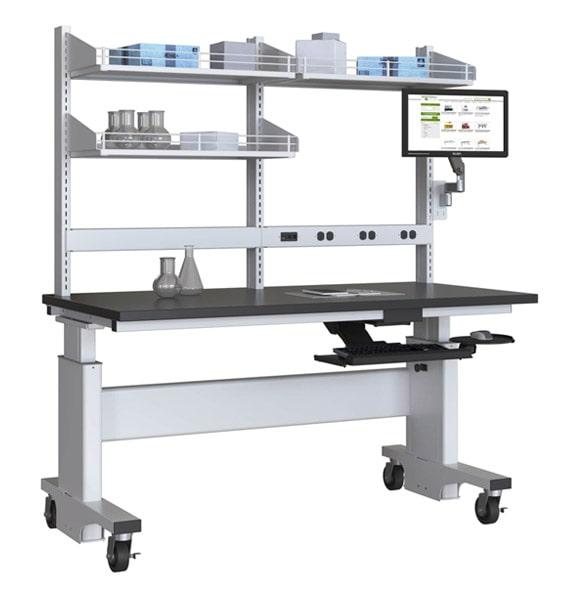 LMC Adjustable Lab Bench