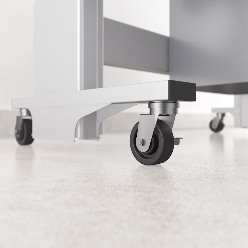 Lab Heavy Duty Casters