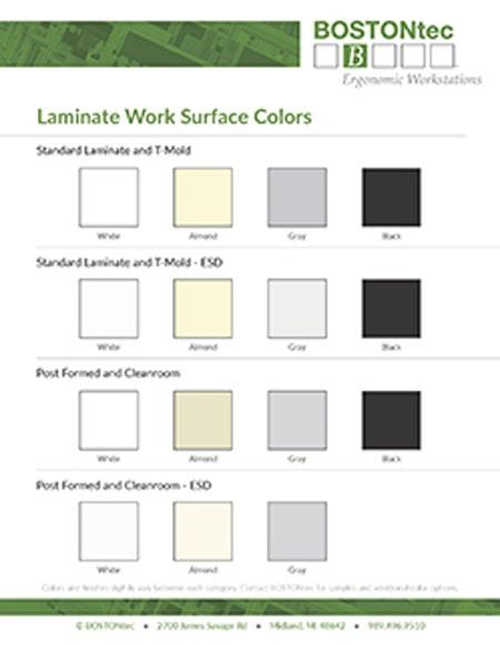 Laminate Color Program