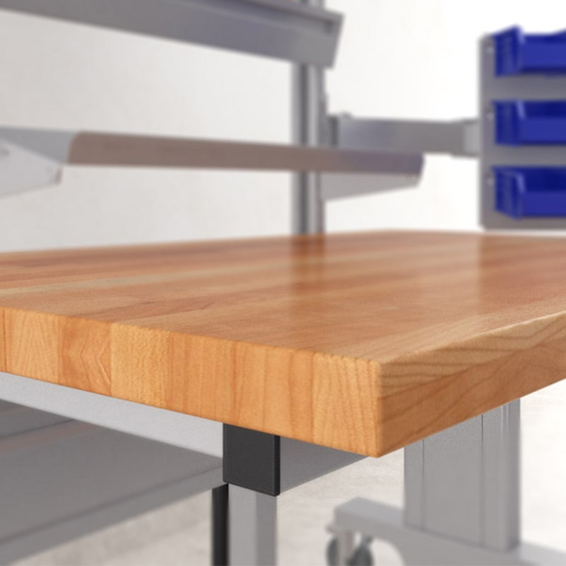 Maple Work Surface