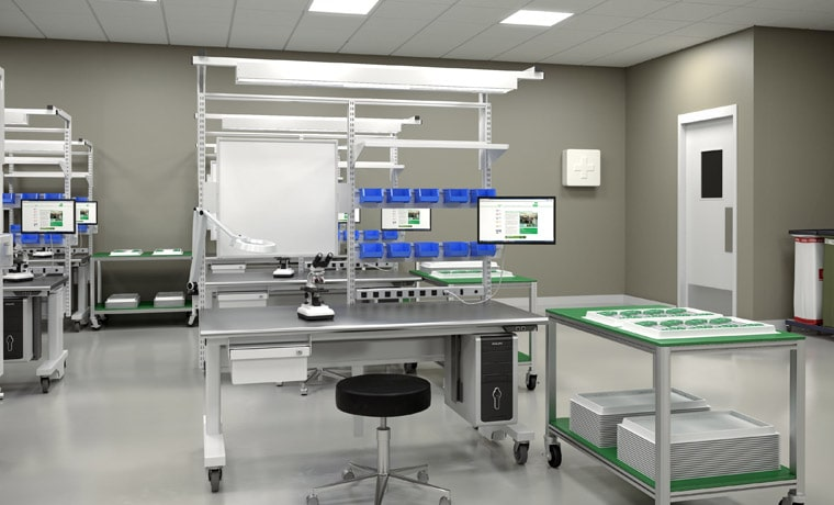 Medical Assembly Workbenches