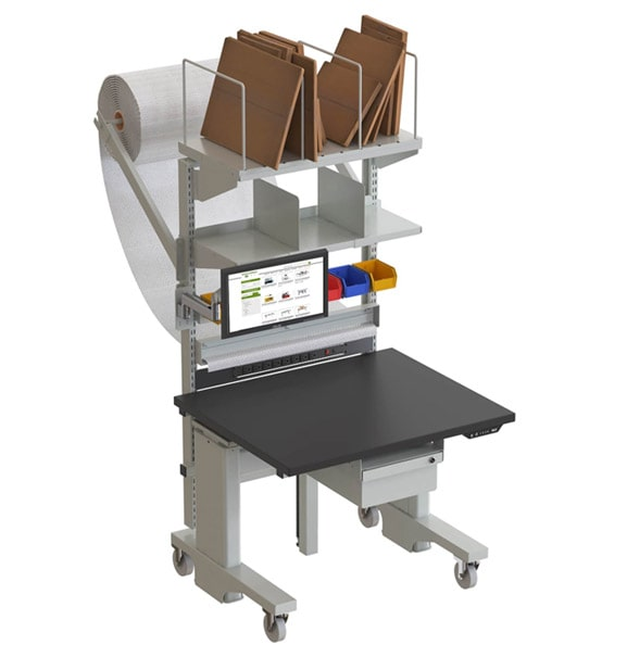 Electric Packing Workbench
