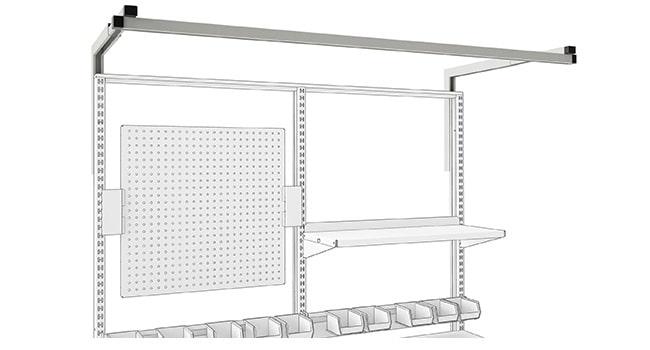 OTS60 Overhead Tool Support