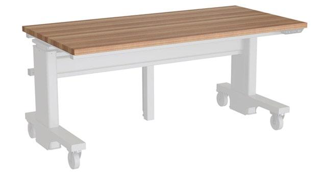 PB Workbench Maple Top