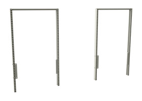 TBUP53 Triple Bay Slotted Uprights – NS