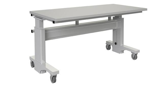 Medium Duty Cantilevered Frame (AF Series)