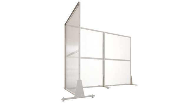 Protective Barriers Dividers