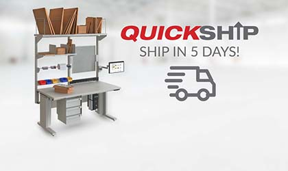Quick Ship Workstation