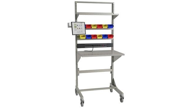 Single Standing Workbench
